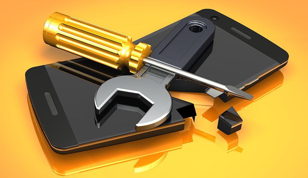 تعمیرات تخصصی موبایل گوشی کرج